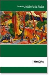 NYAGRA provider directory cover