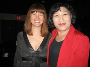 Beth Greenfield Pauline Park at Stonewall Honors 40