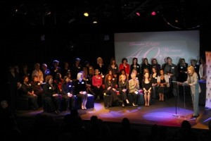 Stonewall honors 40 women (12.3.09)
