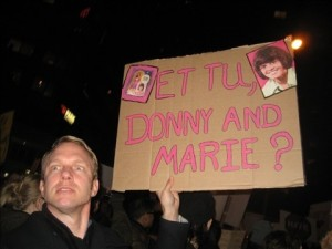 Et tu Donny and Marie