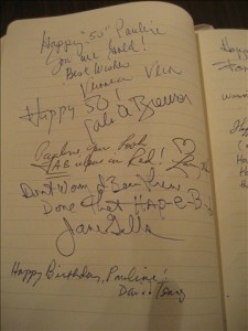50th birthday guestbook (11.4.10)