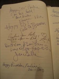 50th birthday guestbook (11.4.10)