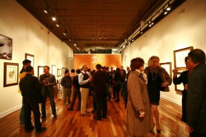 50th birthday party at the William Bennett Gallery (11.4.10)