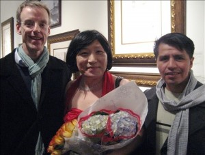 Ed Kennelly & Arturo Reyes (11.4.10)