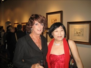 Lucille Spenser at Wm. Bennett Gallery (11.4.10)
