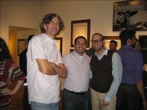 Paul Kobrak, Juan David Gastolomendo & Jarad Ringer