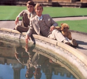 Brideshead Revisited fountain image