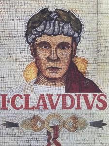 I Claudius mosaic image