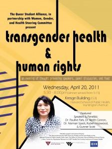 Harvard SPH TG forum poster