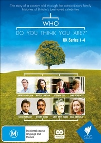 Who Do You Think You Are (BBC) poster