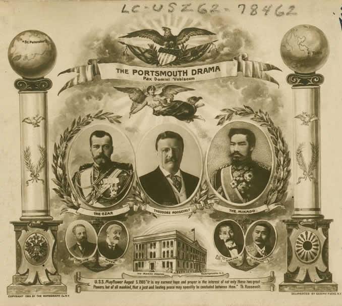 Theodore Roosevelt, Taft-Kaitsura & the Betrayal of the Korean